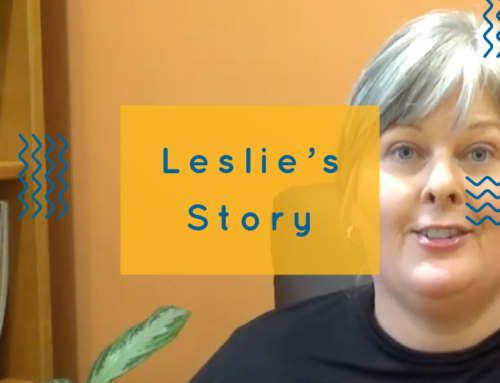 Leslie's Story: Chronic Pain & Fatigue